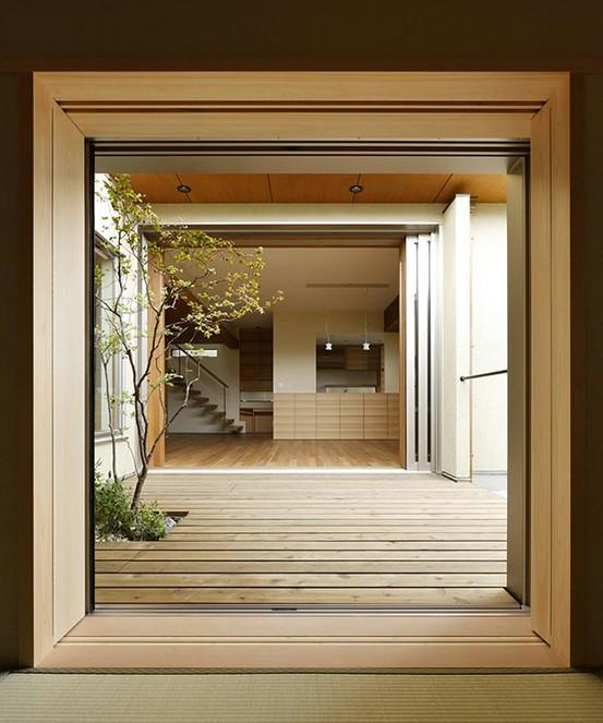 Amedeo liberatoscioli la casa giapponese minimalismo e for Casa giapponese tradizionale