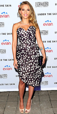 Scarlett Johansson, Vivienne Westwood, TIFF, Toronto