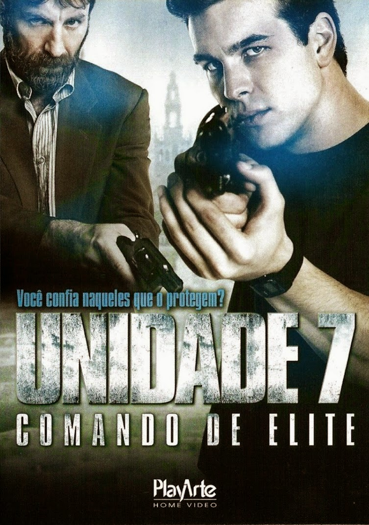 Unidade 7: Comando de Elite – Dublado (2012)