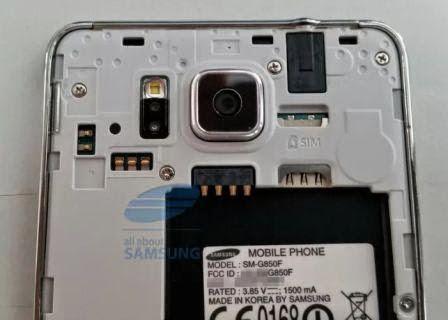 Bocoran, beberapa spesifikasi Samsung Galaxy Alpha