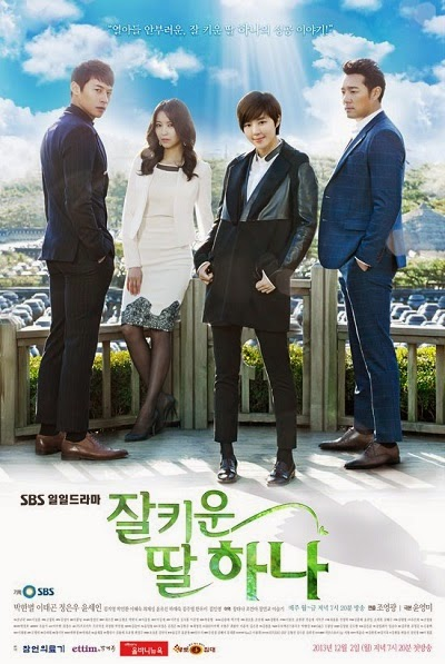 Drama Korea Good Daughter Hana