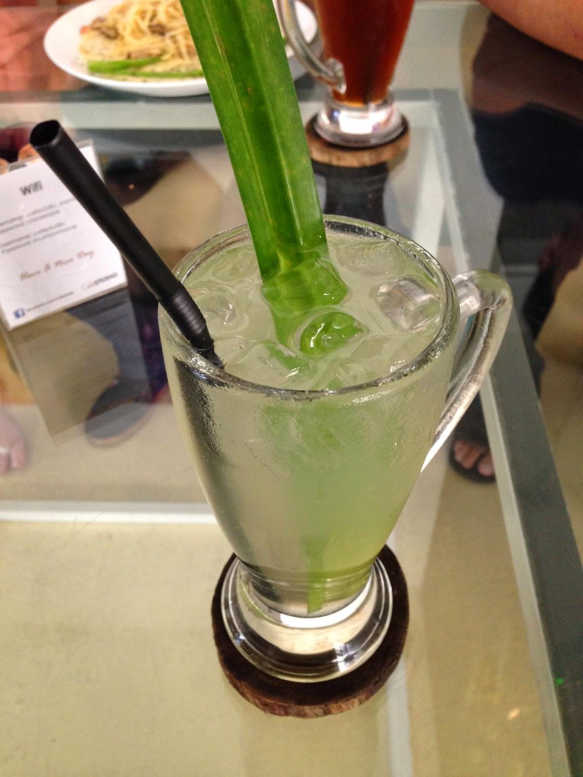Drink at Cafe Studio