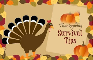 Thanksgiving Survival Tips, Healthyfitfocused.com