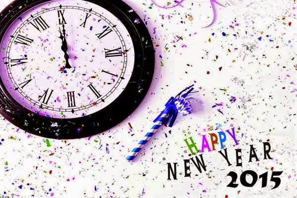 Happy New Year 2015 Romantic Sms Messages Quotes