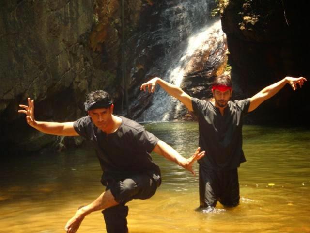 Remy Ishak dan Wan Raja Bintangi Putera Makassar