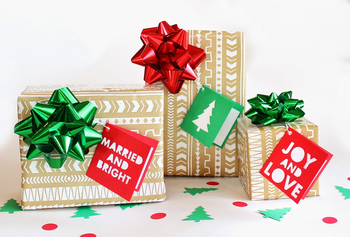 http://www.tiffzippy.com/holiday-folded-gift-tags-married/
