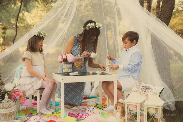 Portada Trendy Family por Marta Mor
