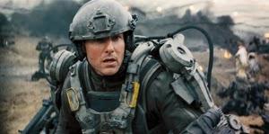 Tom Cruise en Al filo del mañana