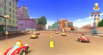 Free Download Games Garfield Kart Full Version For PC