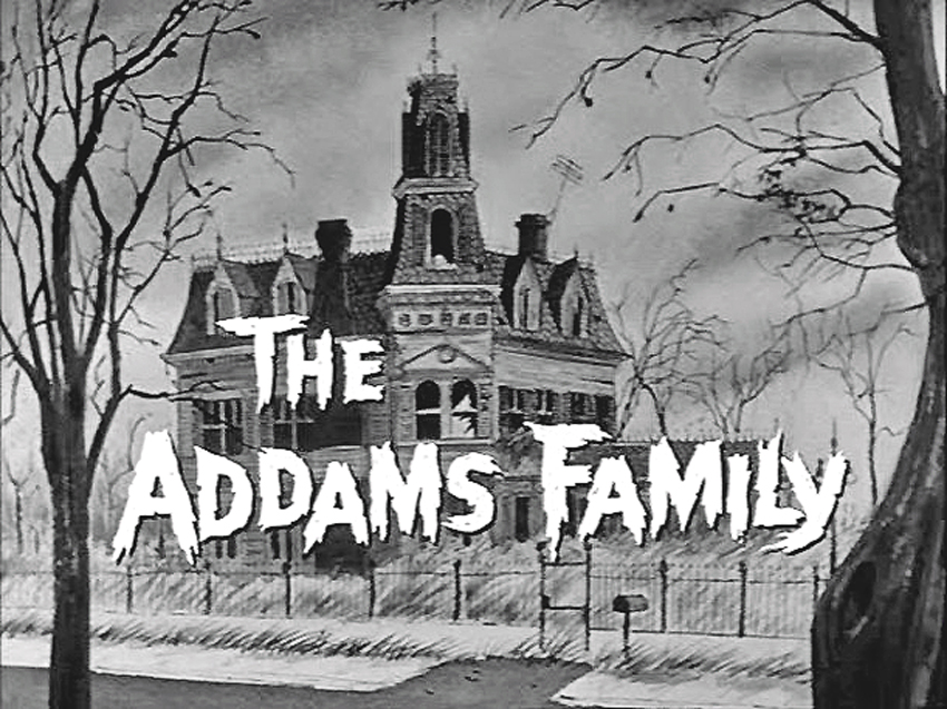 It The Adams Family