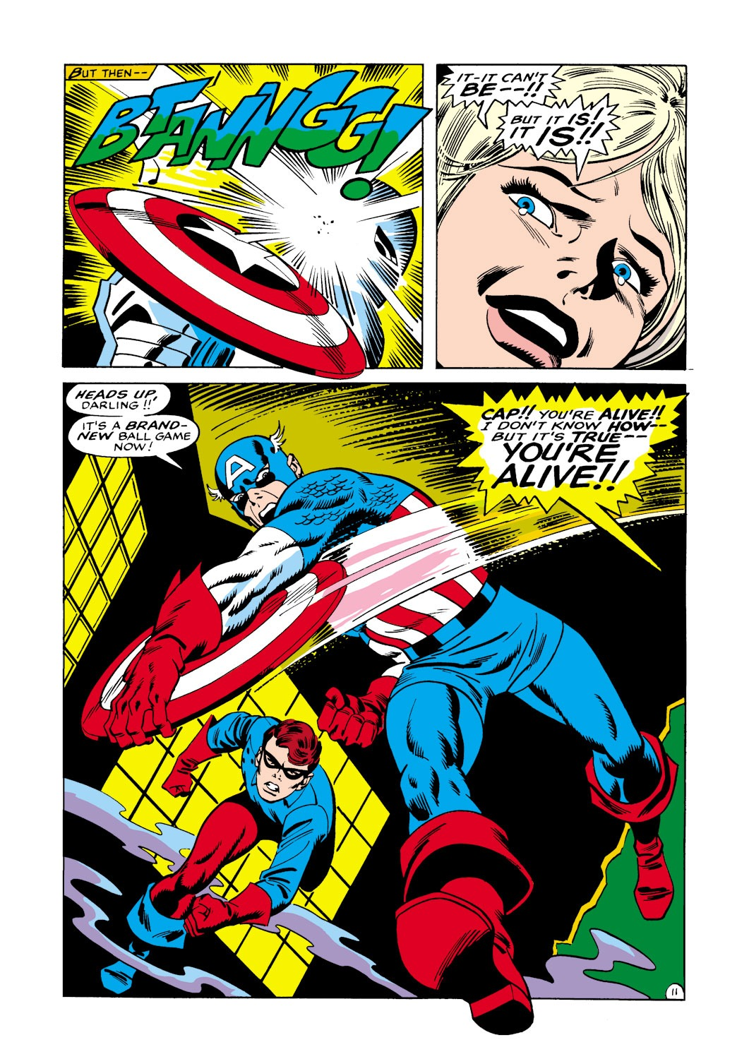 Captain America (1968) Issue #114 #28 - English 12