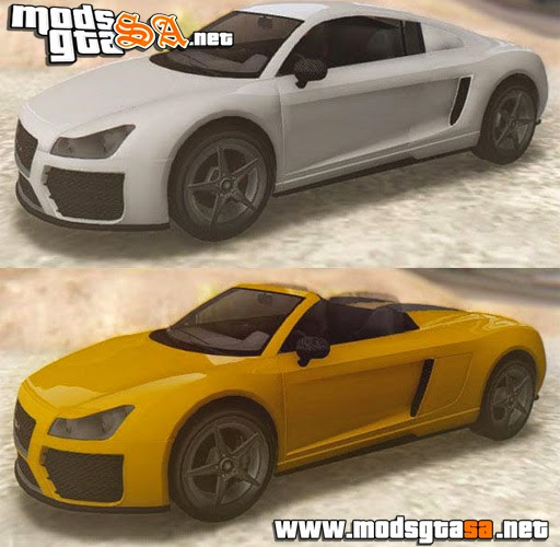 SA - Carros Obey 9F Coupè e Cabrio do GTA V