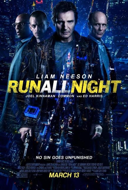 """Run All Night (2015)"" movie review by Glen Tripollo"