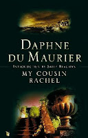 Book cover of My Cousin Rachel by Daphne du Maurier