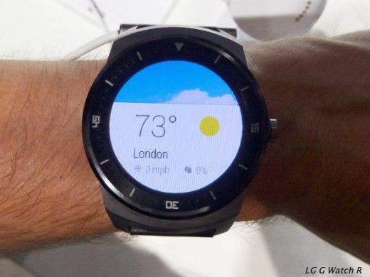 Smartwatch LG G Watch R
