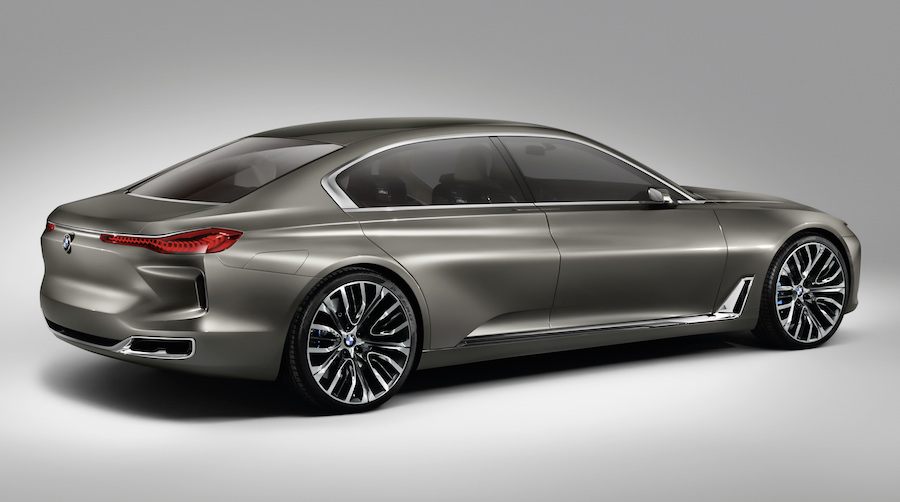 BMW ビジョン・フューチャー・ラグジュアリー