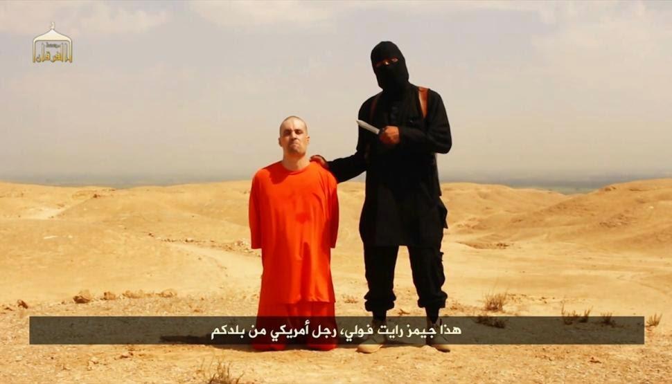 Head Cut Off Video Islamic State Cut Off The Head