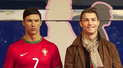 Patung Lilin Terbaru Cristiano Ronaldo Hadir di Madrid