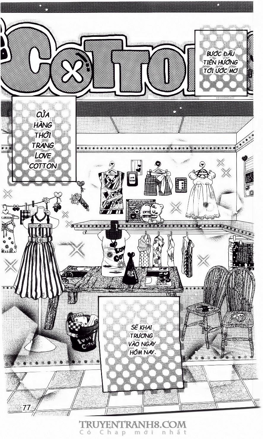Love Cotton!!! chap 3 - Trang 19