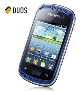 Harga dan Spesifikasi Samsung - Galaxy Music Duos Terbaru