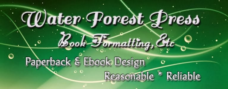 Water Forest Press Books