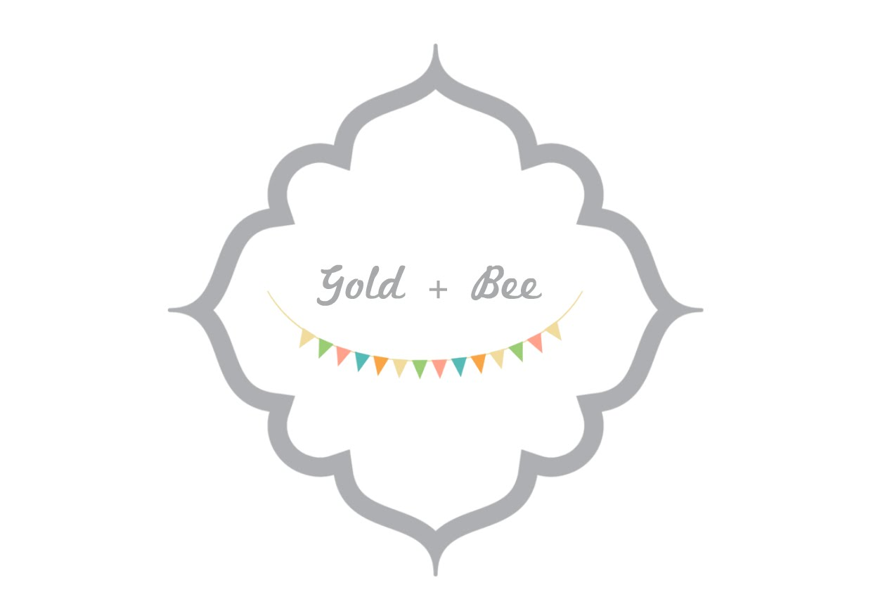 Gold + Bee