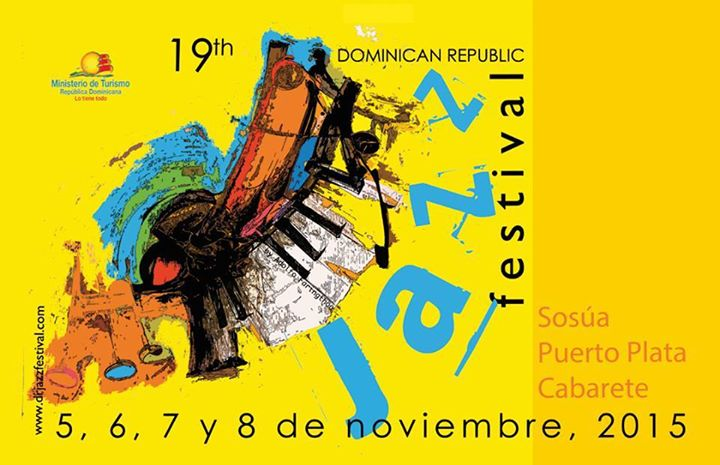 DR Jazz Festival 2015 - 5 al 8 de Noviembre