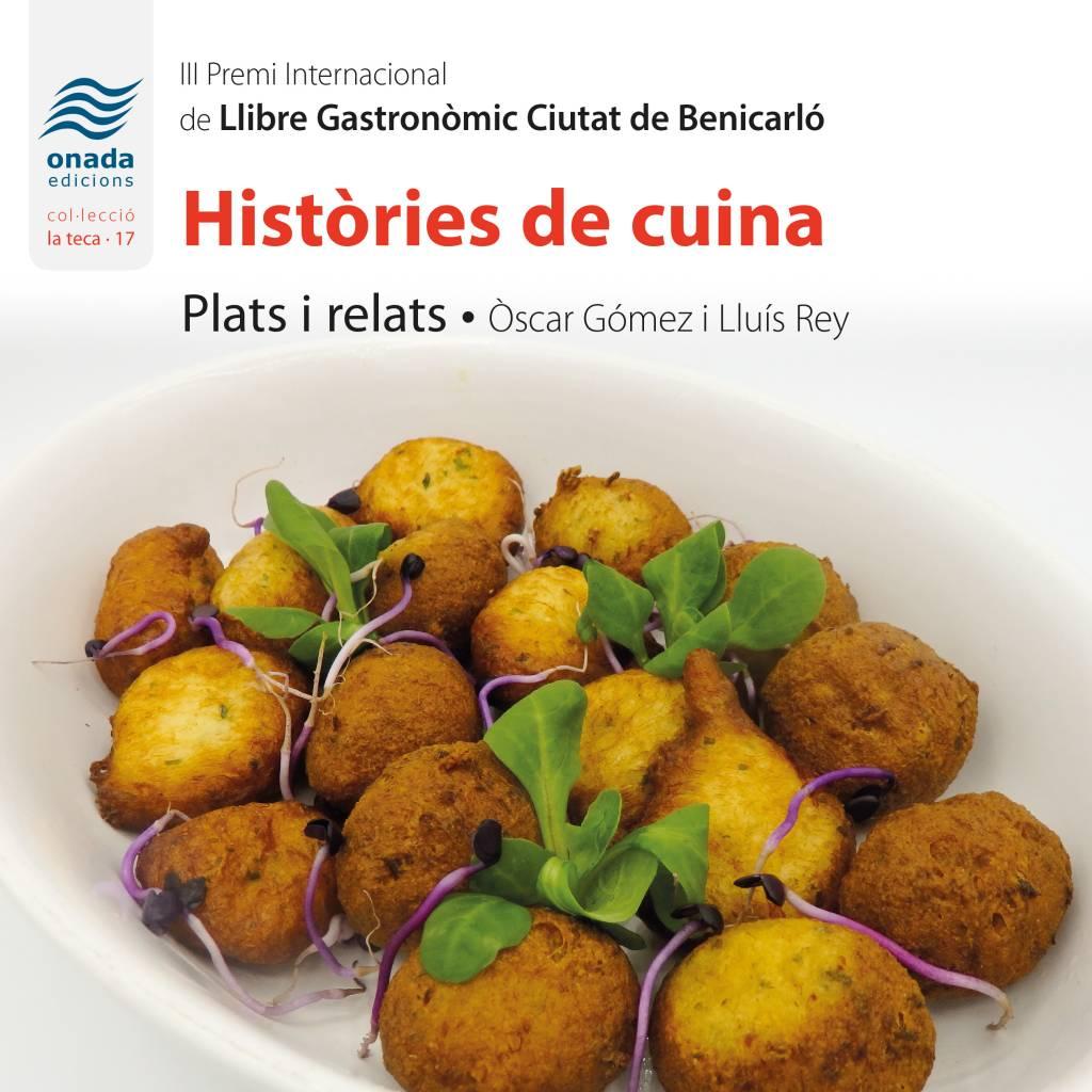 Nou llibre: Històries de cuina