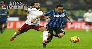 Agen Piala Eropa - Inter Milan mengamankan tiga poin kala menjamu AS Roma