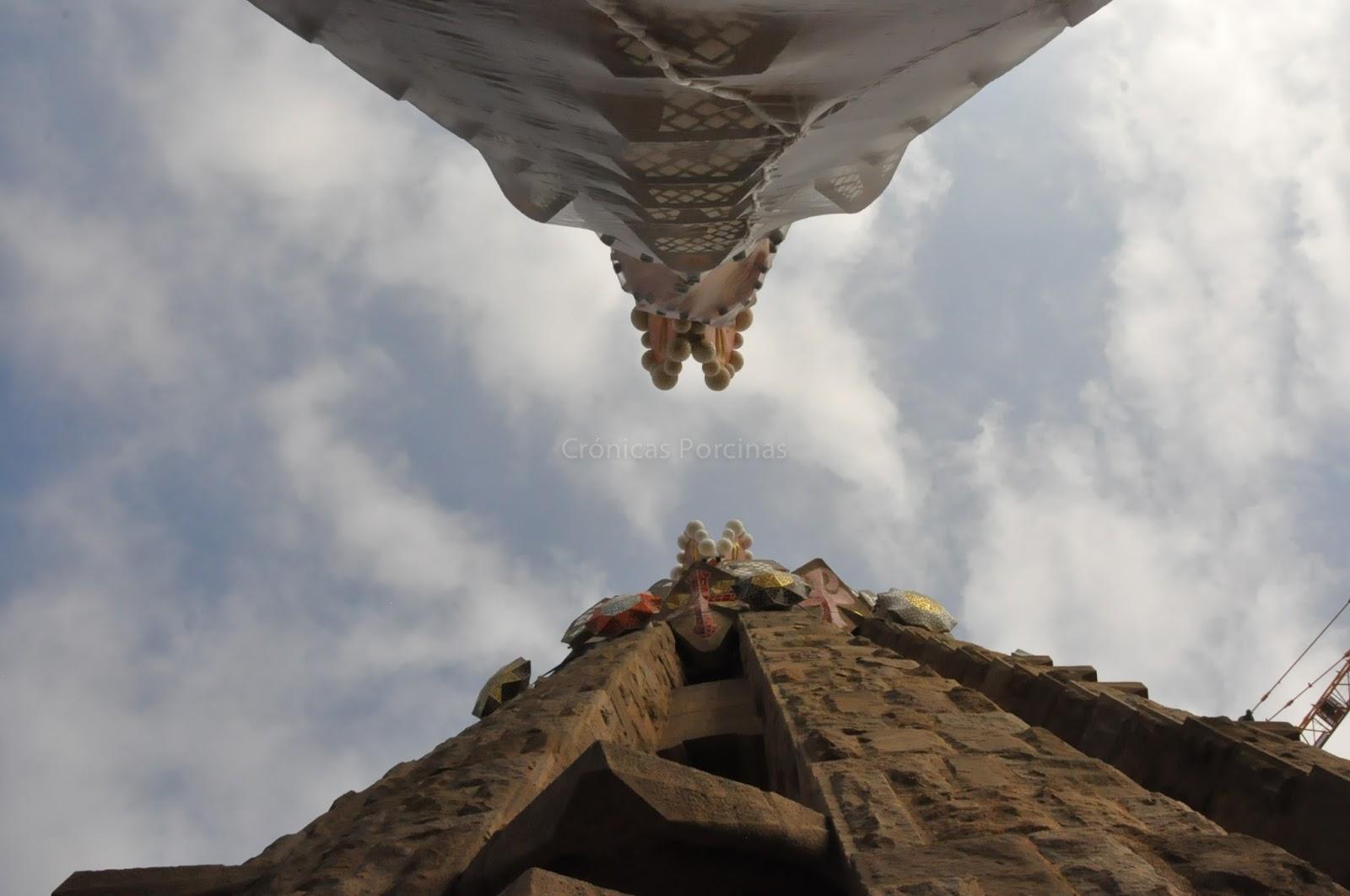 Visita a la Sagrada Familia en Barcelona