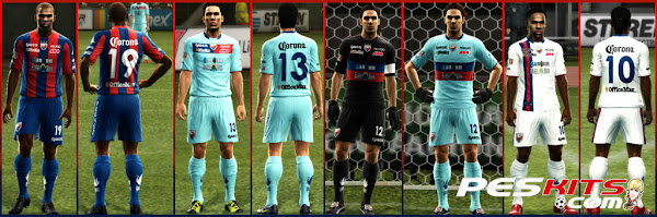 PES 2012 Kits Atlante 11/12 by Duck