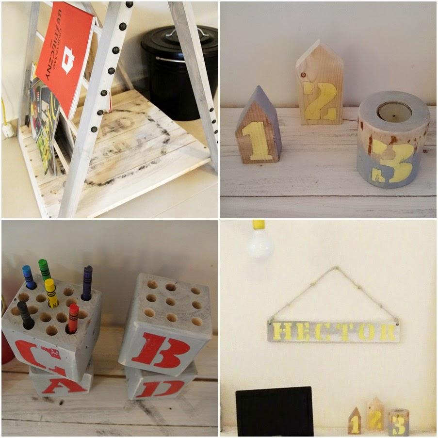 ozdabianie drewna krok po kroku,organizer na biurko z puszki DIY tutorial,majsterkowanie kobiet blog, wnętrza,