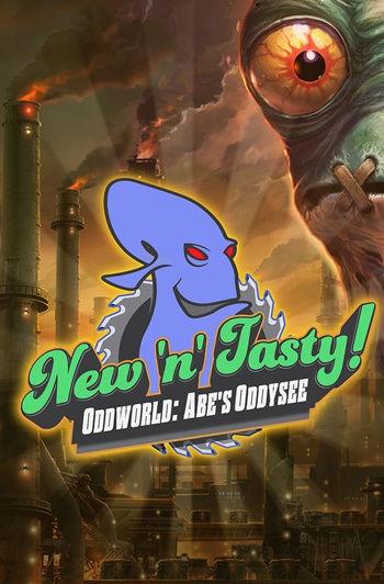Oddworld Abes Oddysee New N Tasty PC Full Español