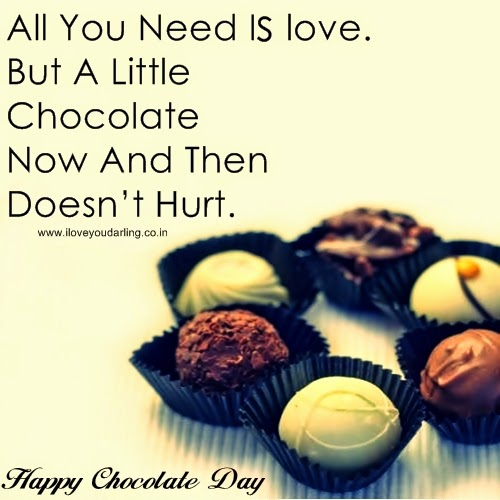 Happy Chocolate Day 2015 Quotes And Wallpaper