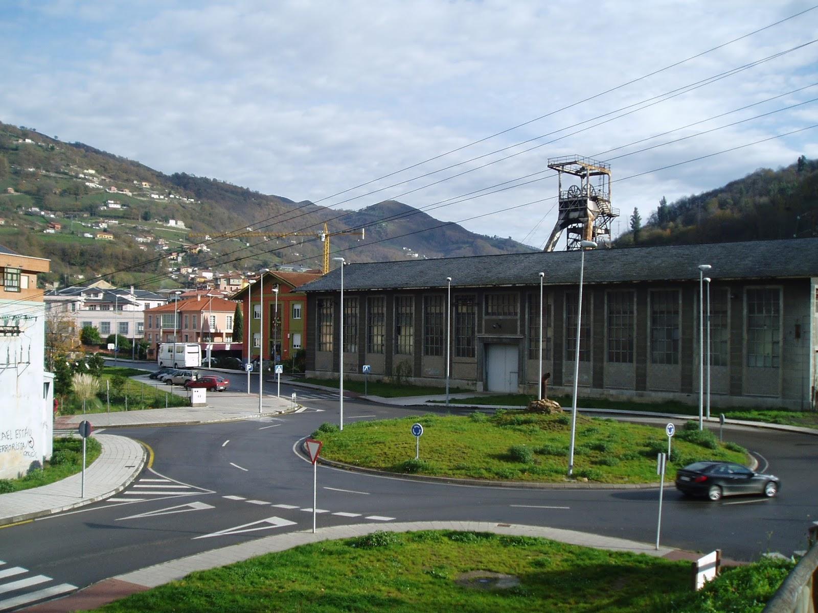 Pozo San José, Turón