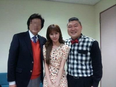 Seohyun & Kang Ho Dong