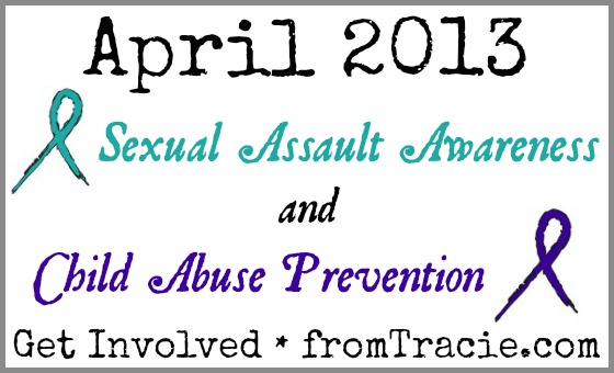 April is Sexual Assault Awareness and Child Abuse Prevention Month