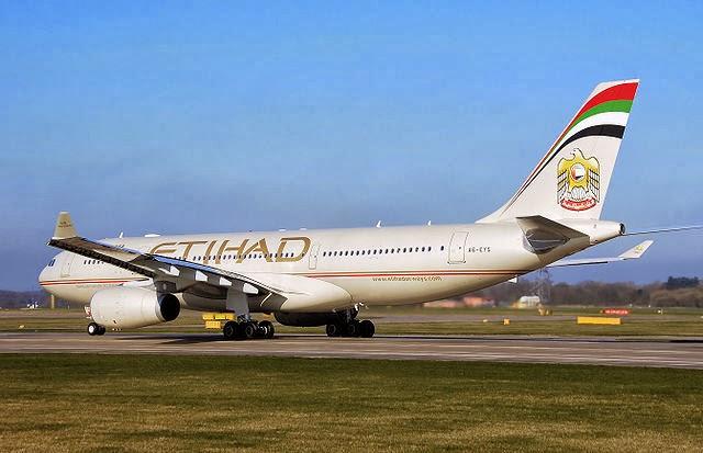 Etihad Air Lines