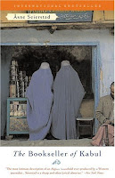Cover of The Bookseller of Kabul by Asne Seierstad