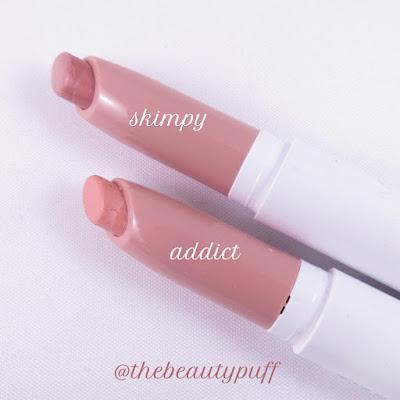 colourpop skimpy addict lippie stix - the beauty puff