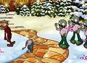Xmas Plants vs Zombies Hacked