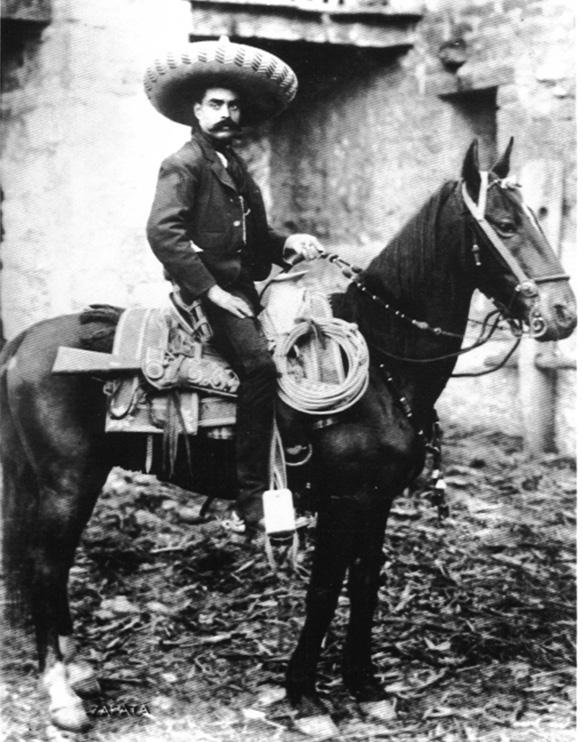 LA REVOLUCION MEXICANA por Erick Mendoza Cortés