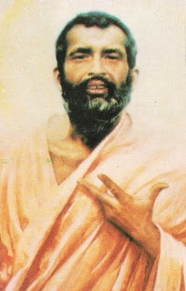Colour image of Ramakrishna