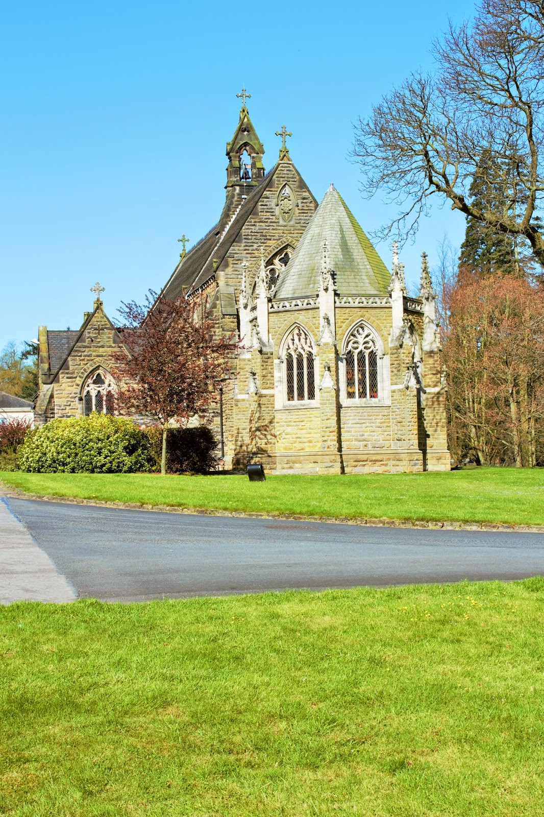 Chapel, Rudding Park Hotel, Harrogate