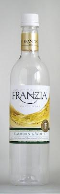 フランジア ペットボトル 白 NV