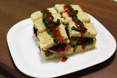 Mumbai Veg Sandwich