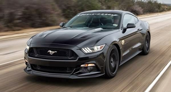 Hennessey Mustang HPE 700