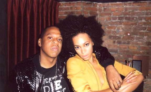 Jay Z Mother and Sister http://tunmama.blogspot.com/2012/01/more-of-solange-with-jay-z-n-beyonce.html