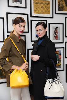 Event Post: Louis Vuitton Pre-Fall 2013 Women's Press Presentation