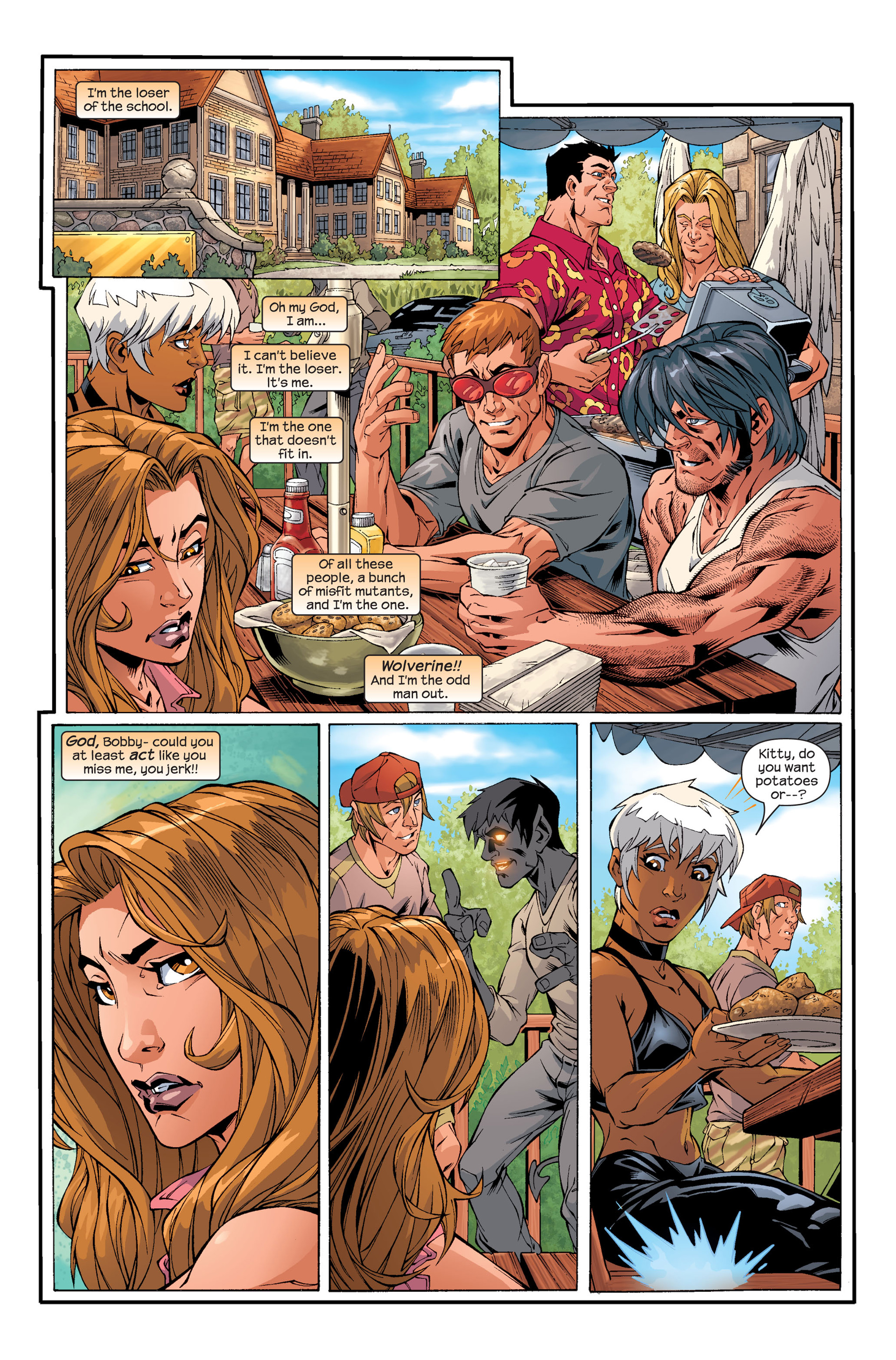 Ultimate Spider-Man (2000) _Annual 1 #1 - English 10